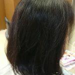 施術事例:ミセスの縮毛矯正